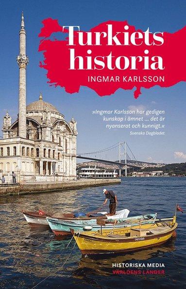 bokomslag Turkiets historia