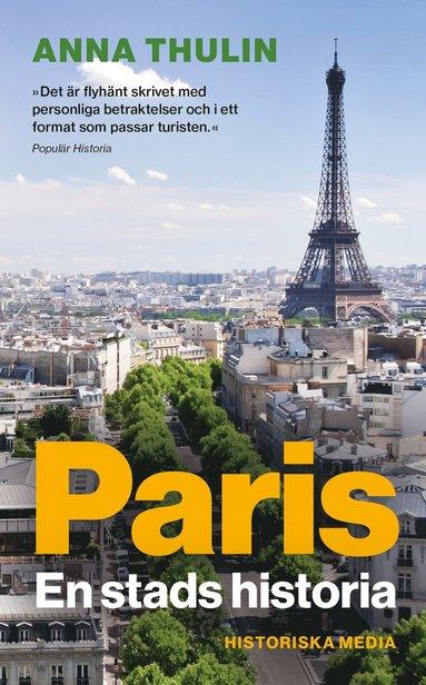 bokomslag Paris : en stads historia