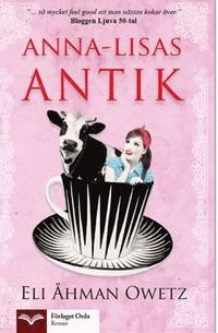 bokomslag Anna-Lisas antik