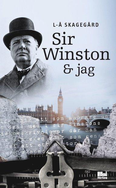 bokomslag Sir Winston & jag