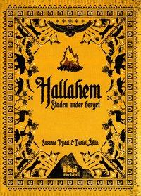 bokomslag Hallahem : Staden under berget