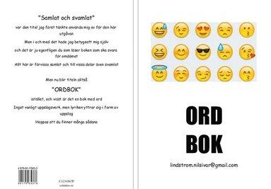bokomslag Ordbok