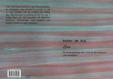 bokomslag Boken om dig Eva