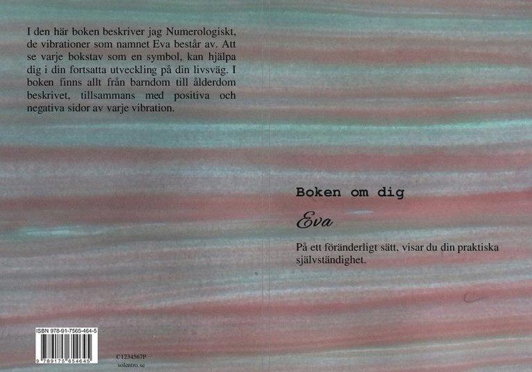 Boken om dig Eva 1