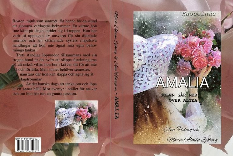 Amalia : Solen går ner över Altea 1