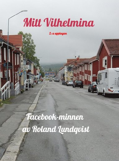 bokomslag Mitt Vilhelmina