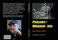 bokomslag Pisksnärt / Whiplash info : håll avståndet i trafiken
