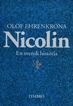 bokomslag Nicolin - En svensk historia