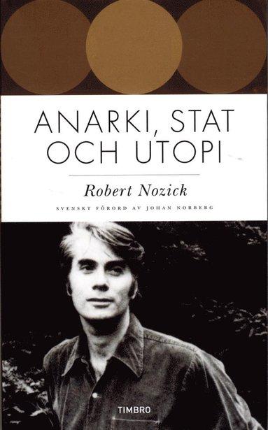 bokomslag Anarki, stat och utopi