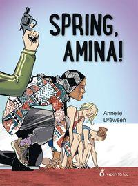 bokomslag Spring, Amina!