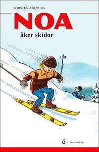 bokomslag Noa åker skidor