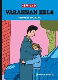 bokomslag Varannan helg