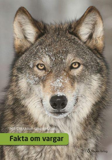 bokomslag Fakta om vargar