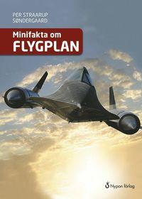 bokomslag Minifakta om flygplan