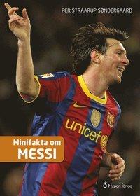 bokomslag Minifakta om Messi