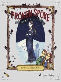 bokomslag Fröken Spöke och den svarta katten