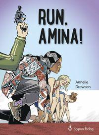 bokomslag Run, Amina!