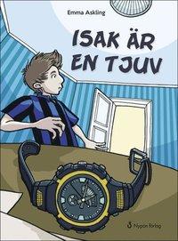 bokomslag Isak är en tjuv