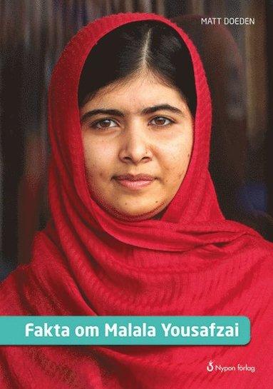 bokomslag Fakta om Malala Yousafzai