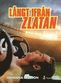 bokomslag Långt ifrån Zlatan