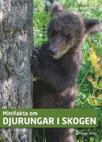 bokomslag Minifakta om djurungar i skogen