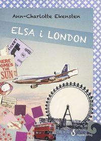 bokomslag Elsa i London