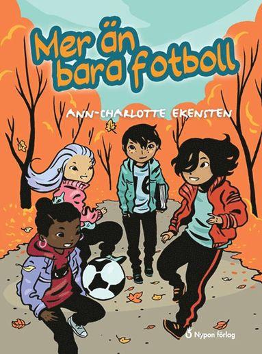 bokomslag Mer än bara fotboll
