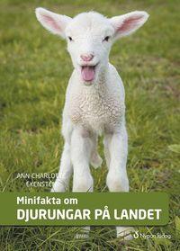 bokomslag Minifakta om djurungar på landet