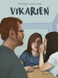 bokomslag Vikarien