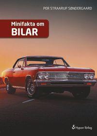 bokomslag Minifakta om bilar