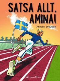 bokomslag Satsa allt, Amina!
