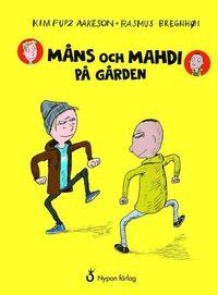 bokomslag Måns och Mahdi på gården