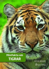 bokomslag Minifakta om tigrar