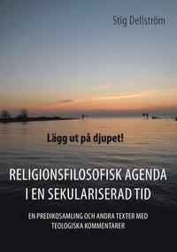bokomslag Lägg ut på djupet! : religionsfilosofisk agenda i en sekulariserad tid : en predikosamling och andra texter med teologiska kommentarer