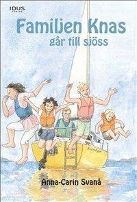 bokomslag Familjen Knas går till sjöss