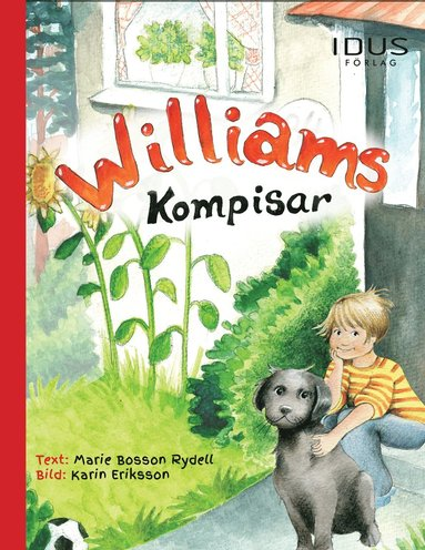 bokomslag Williams kompisar