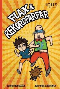 bokomslag Flax & Rekordfarfar