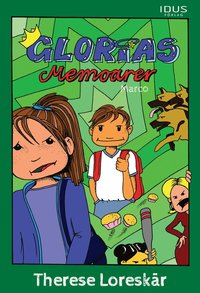 bokomslag Glorias memoarer. Marco