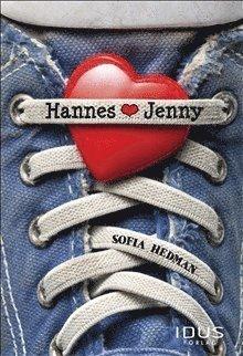 bokomslag Hannes hjärta Jenny