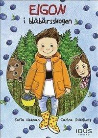 bokomslag Eigon i blåbärsskogen