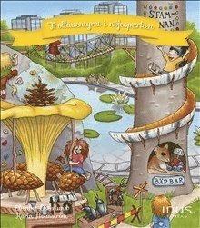 bokomslag Trolläventyret i nöjesparken