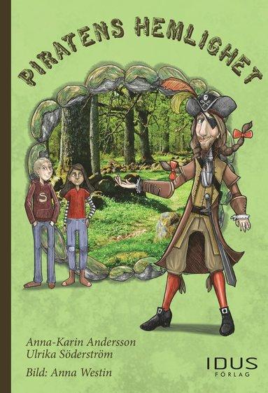 bokomslag Piratens hemlighet
