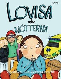 bokomslag Lovisa och nötterna
