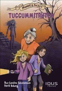 bokomslag Tuggummitanten