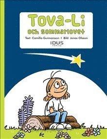 bokomslag Tova-Li och sommarlovet