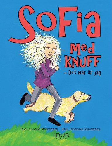 bokomslag Sofia med knuff. Det här är jag