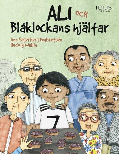 bokomslag Ali och Blåklockans hjältar