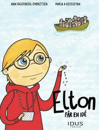 bokomslag Elton får en idé