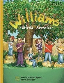 bokomslag Williams rättvisa kompisar