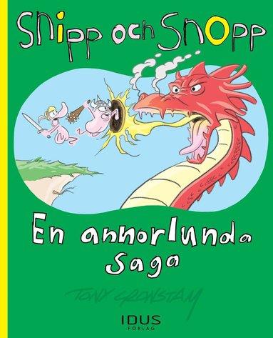 bokomslag Snipp och Snopp. En annorlunda saga
